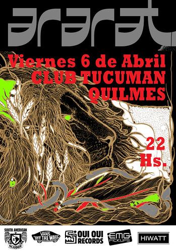 Ararat en Club Tucumán de Quilmes