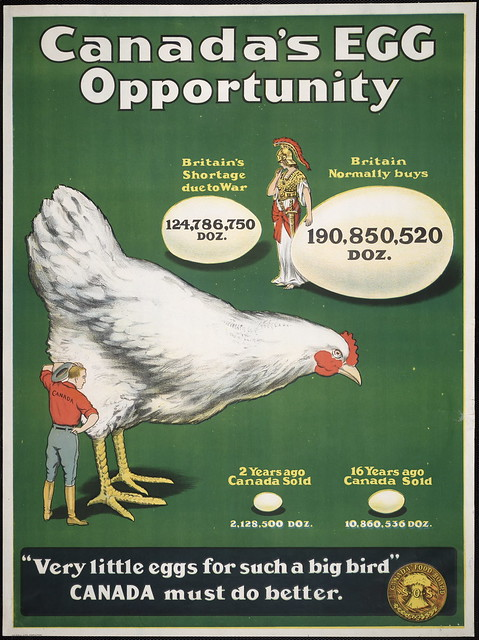 Canada's egg opportunity