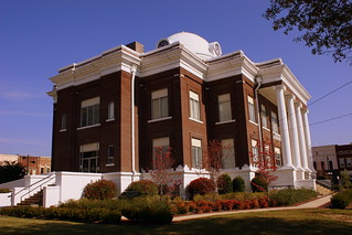 Dyer County Courthouse (Corner View) - Dyersburg, TN