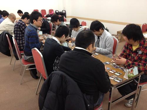 LMC Chiba 395th : Hall