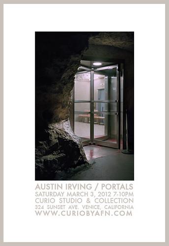 AUSTIN IRVING / PORTALS