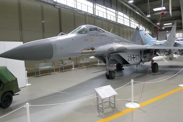 Mikojan-Gurewitsch MiG-29G
