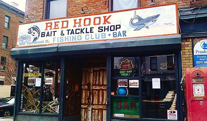 Red Hook Bait & Tackle Shop