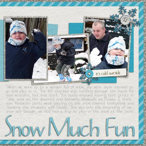 Snow Much Fun 2 by Lukasmummy