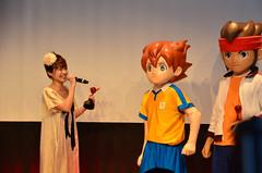 120302 – 『第6回聲優獎[Seiyu Awards]』頒獎典禮! 共同貢獻(synergy)作品獎:《閃電十一人》系列