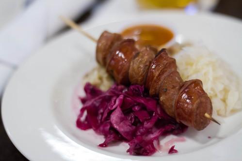 Knockwurst/Bratwurst