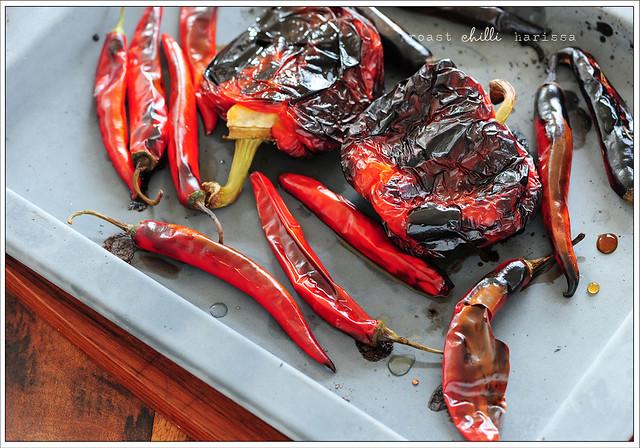 5. roast chilli sauce