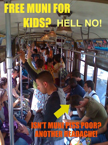 Free Muni Rides for Kids?