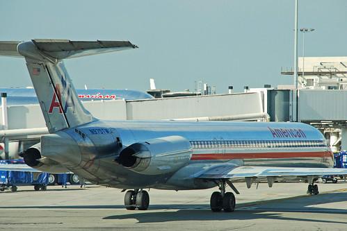 American MD80