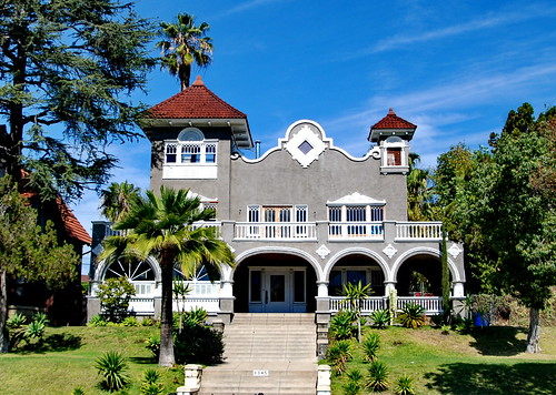 Powers Residence, Arthur R. Haley, Architect c.1904 by Michael Locke