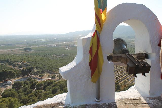 campana ermita romería magdalena castellón de la plana