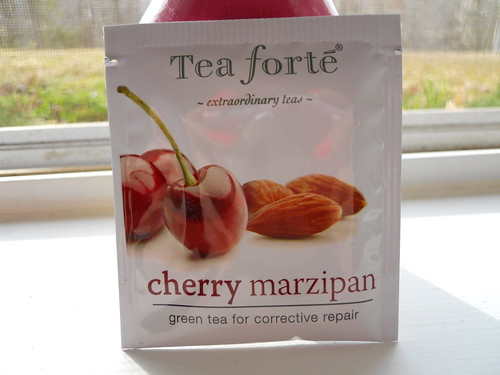 Tea Forte Cherry Marzipan