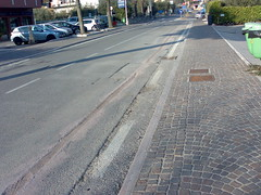 Minitrincea per fibra ottica a San Felice del Benaco