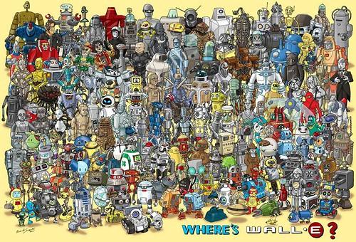 robots, sci-fi, trivia