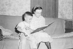 Edith Eash And Son In Hollsopple, Pennsylvania