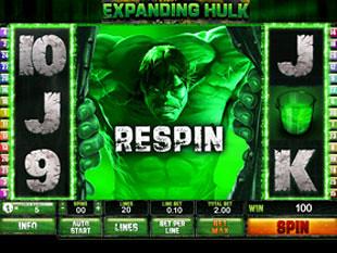 The Incredible Hulk 50 lines Bonus Feature