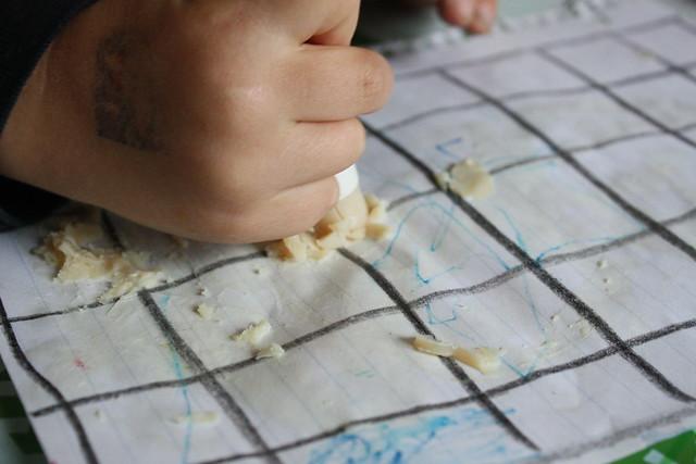 Glue Smashing