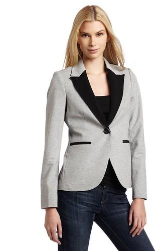 Women's Jaimy Novelty Back Jacket