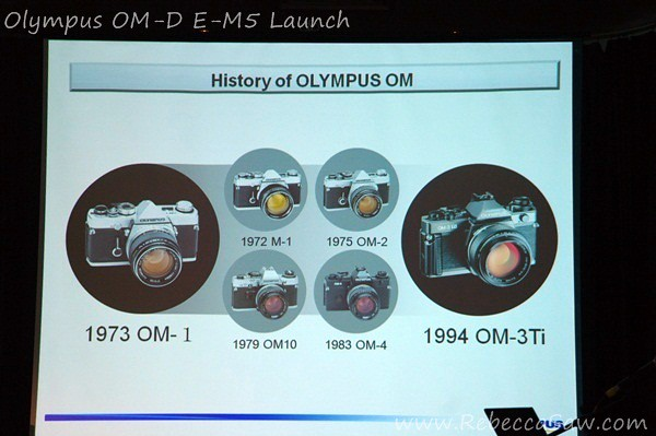 olympus OM-D Launch (15)