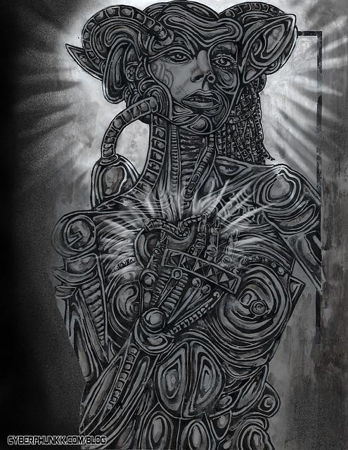 Lady Cyber