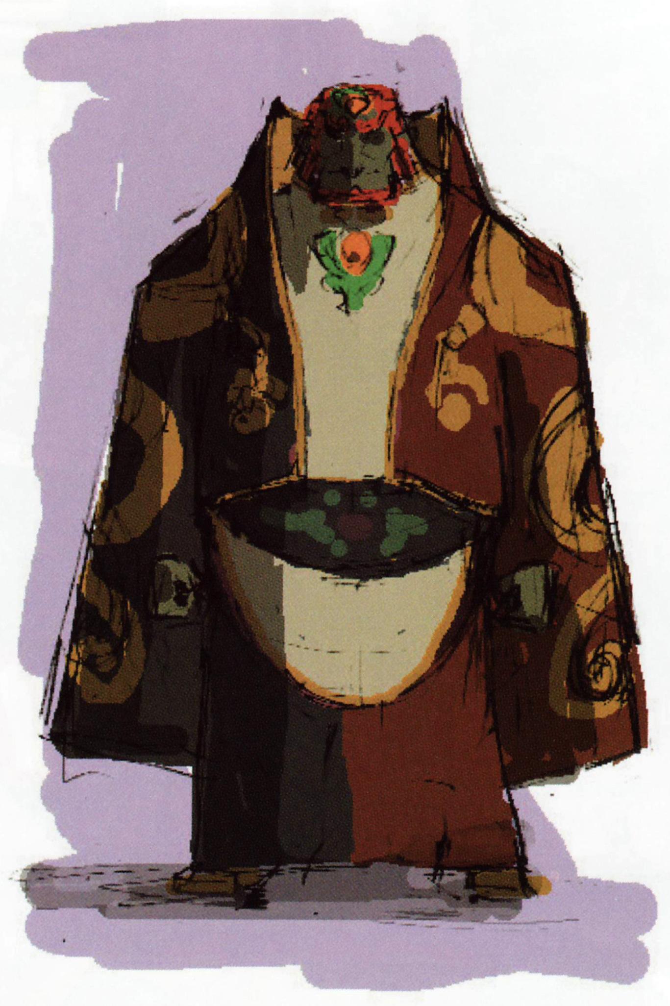WW Ganondorf