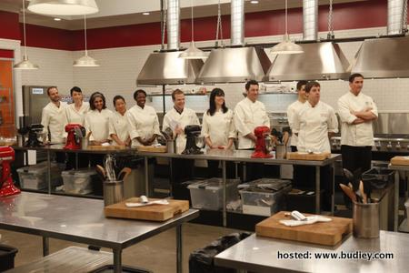 Top Chef Contestants