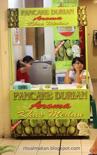 pancake duren stall
