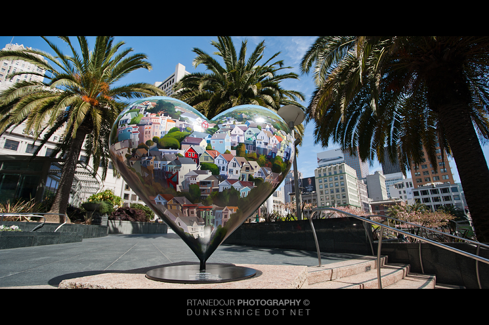 Union Square, San Francisco.