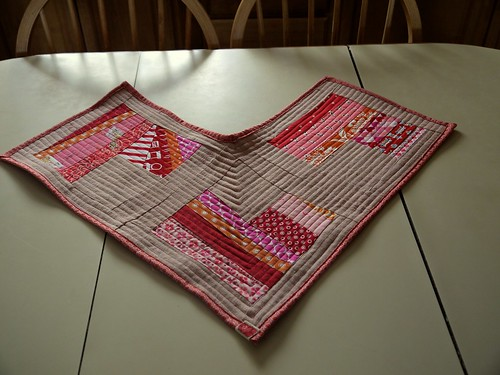 Valentines' Table Runner