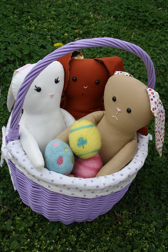 Basket of Bunnies