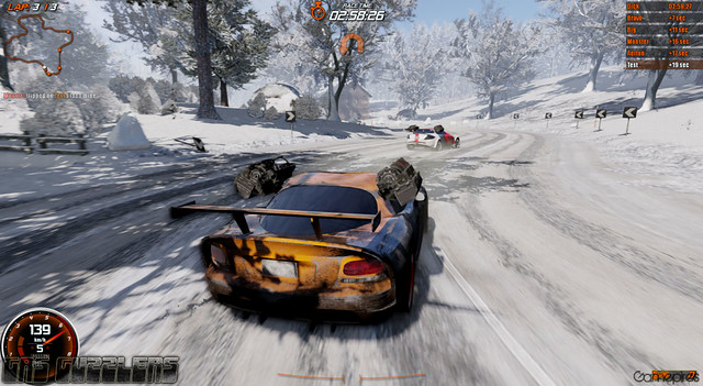 Gas Guzzlers: Combat Carnage (4)
