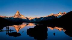 Jezerní cesta Zermatt