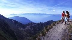 Hřebenová túra Monte Lema – Monte Tamaro