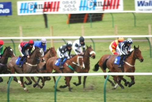 Racemeeting at Ayr