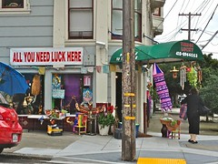 Haight Street Clothing Stores