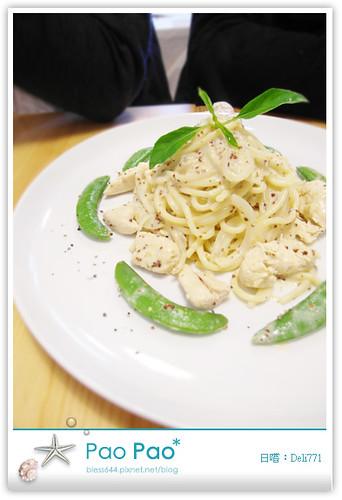 日嚐:Deli771-芥茉籽奶醬雞肉義大利麵