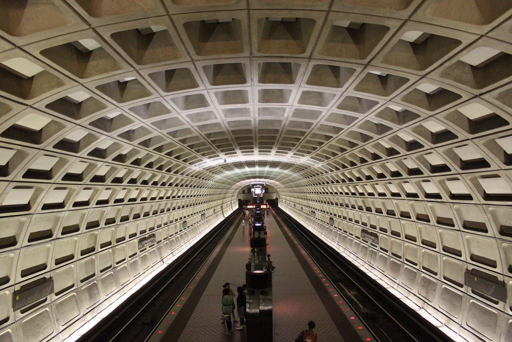 Washington DC: The Metro
