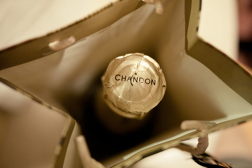 Chandon bubbly
