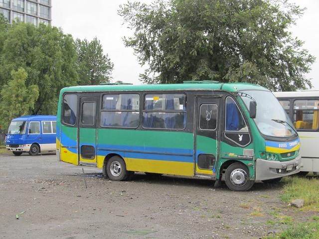 Maxibus Astor de Buses Chayahue en Puerto Montt