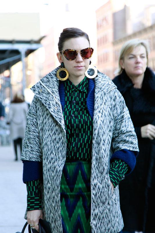 patternmix_plim nyc nyfw street fashion style