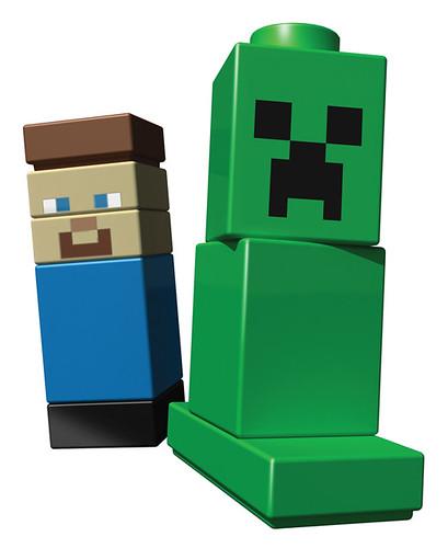 LEGO Minecraft (Mobs)