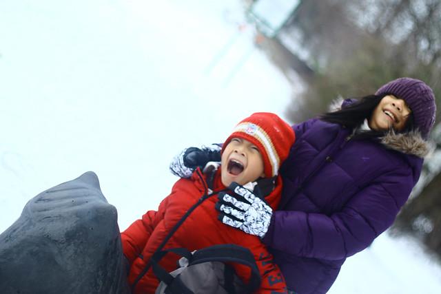 snow fun kids, ski holidays