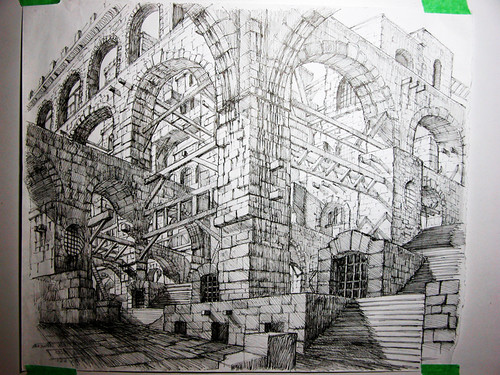 PIranesi Prisons Exercise