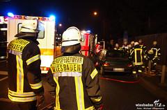 Unfall Boelkestraße/Otto-Suhr-Ring 15.02.12
