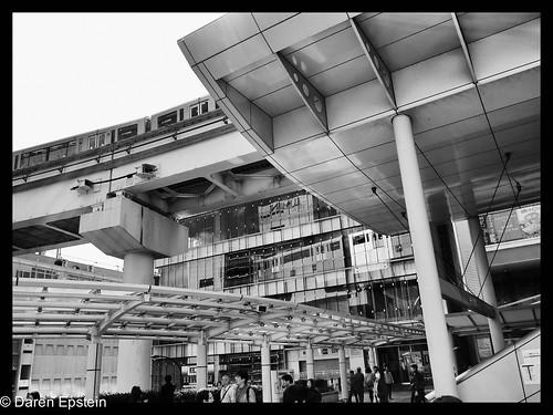 Monochrome Monorail