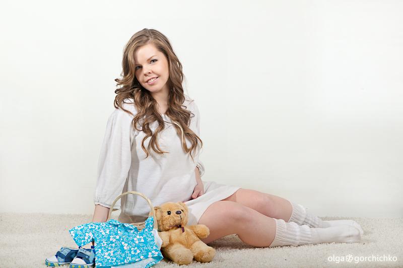 Наташа. Фотосессия беременности