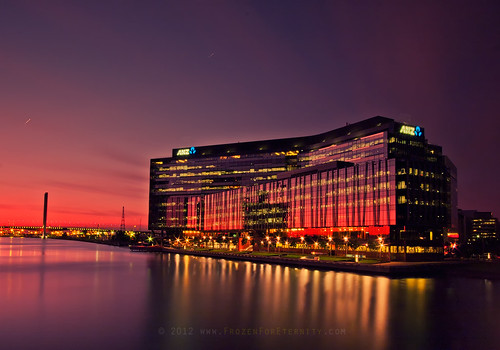 ANZ Corporate Centre, Docklands
