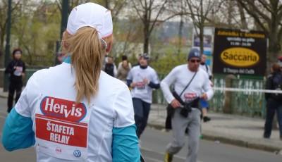 Světový půlmaraton očima dobrovolníka