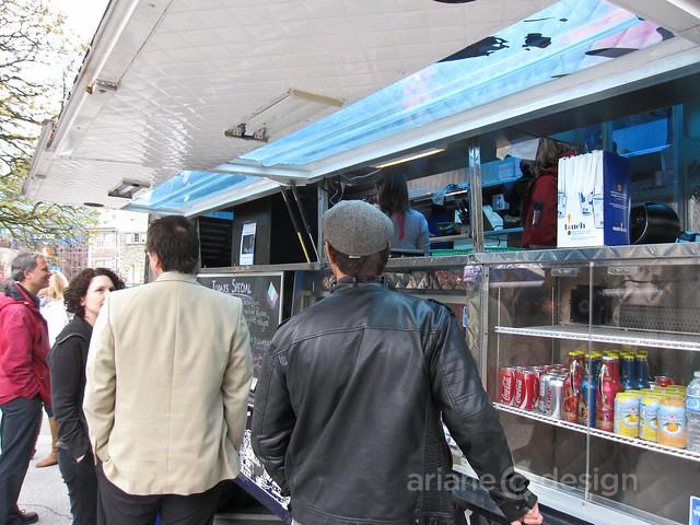 Slingers food truck