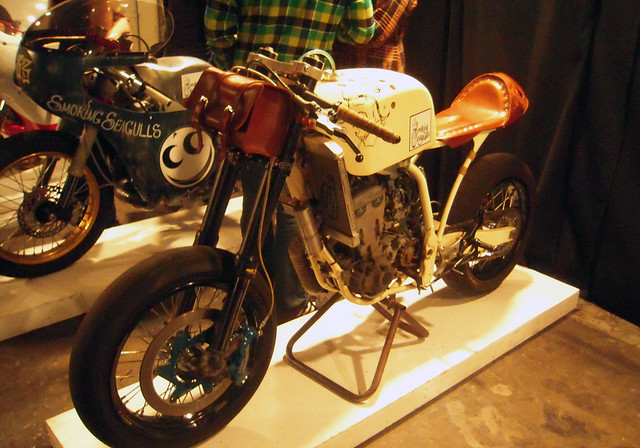 Custom Cafe Racer